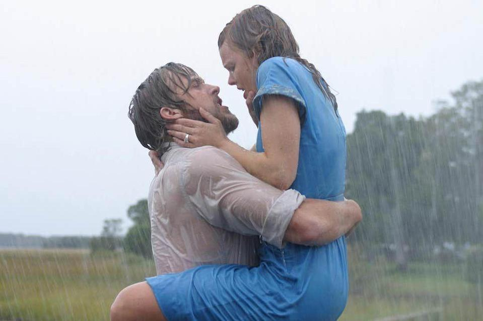 <p><strong><em>The Notebook</em></strong></p><p>While the book takes place in NORTH Carolina, this romantic film that makes most women swoon takes place in Seabrook, SOUTH Carolina. </p>