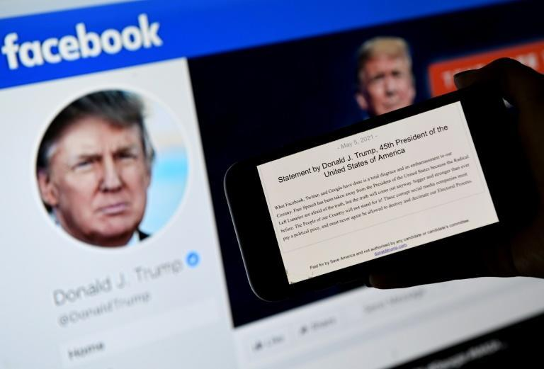Facebook's oversight panel had called on the company to justify why Donald Trump's ban should be permanent
