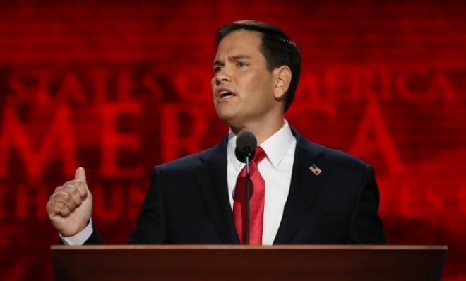U.S. Senator Marco Rubio was one of eight senators to unveil a bipartisan plan for immigration reform.