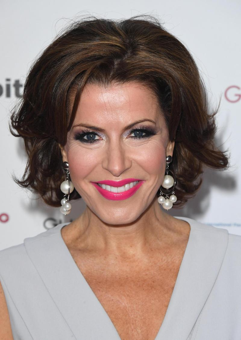 Natasha Kaplinsky was delighted to discover her relative was an apothecary to royalty (Stuart Wilson/Getty Images)