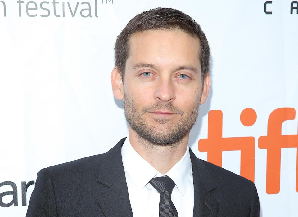 Where has Tobey Maguire gone?