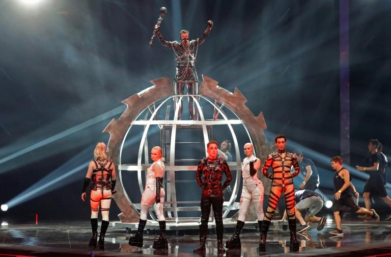 Hatari was the Icelandic entry for this year's Eurovision Song Contest