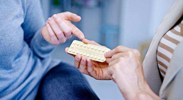 Currently only woman have the option to take a contraceptive pill. Image: Getty