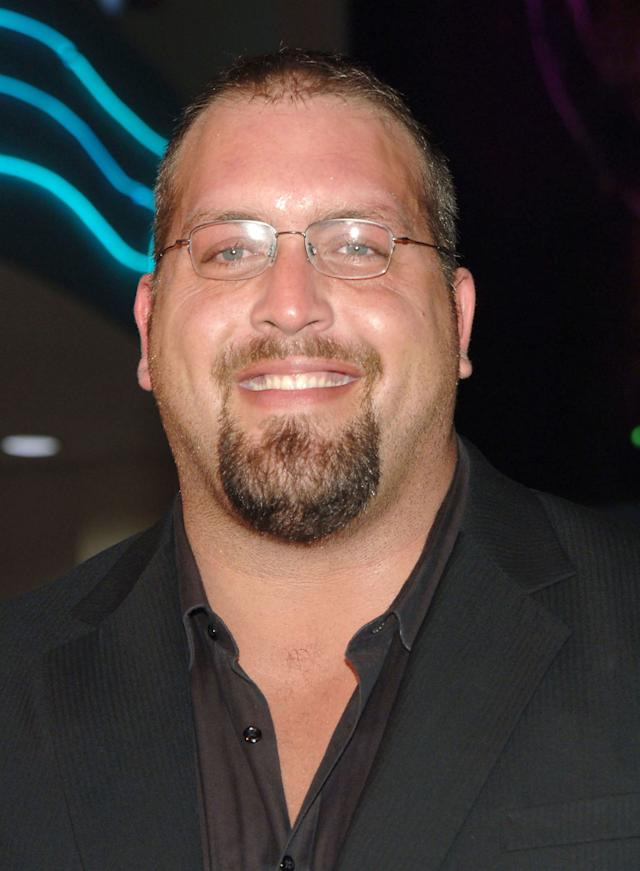 Big Show, WWE Raw Superstar during 'See No Evil' Premiere - Arrivals in Los Angeles, California, United States. (Photo by J.Sciulli/WireImage for LIONSGATE)