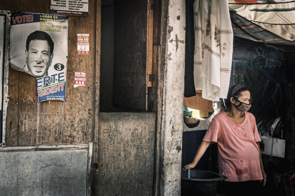 The pandemic has pushed millions of Filipinos to extreme poverty. Photo: Luis Liwanag