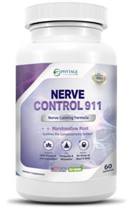Nerve Control 911 claims to help patients repair nerve damage naturally.