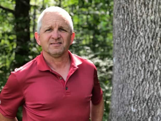 Arrival of beetle 'very bad news,' for Fredericton, says Mike Glynn, a forester with the city. (Mike Heenan/CBC - image credit)