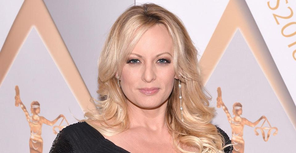 """<p>2018 marked Channel 5's last ever <em>Celebrity Big Brother </em>and <em>Big Brother </em>and <em>CBB </em>was based the final series around the alleged former lover of President Donald Trump – Stormy Daniels – entering the house. But despite theming the entire show around her participation and even building a 'White House' in the garden, she was a no show. <a rel=""""nofollow"""" href=""""https://uk.news.yahoo.com/alleged-trump-mistress-stormy-daniels-suddenly-pulls-celebrity-big-brother-fans-annoyed-134727195.html"""" data-ylk=""""slk:Pulling out of the series for 'legal reasons';outcm:mb_qualified_link;_E:mb_qualified_link;ct:story;"""" class=""""link rapid-noclick-resp yahoo-link"""">Pulling out of the series for 'legal reasons'</a> she cancelled her appearance reportedly less than a hour before the live premiere began. </p>"""