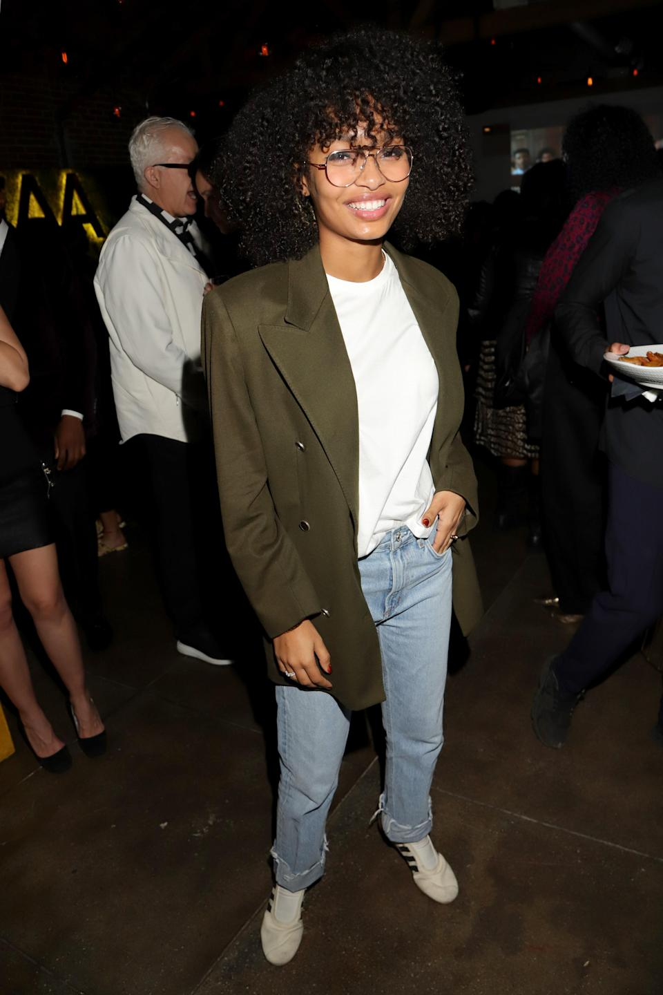 """<h1 class=""""title"""">CAA NAACP Image Awards After Party</h1><cite class=""""credit"""">Getty</cite>"""