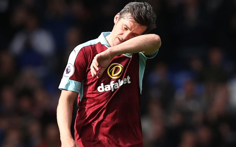 Barton hit out at the length of the ban, saying it has forced him into retirement - PA Wire