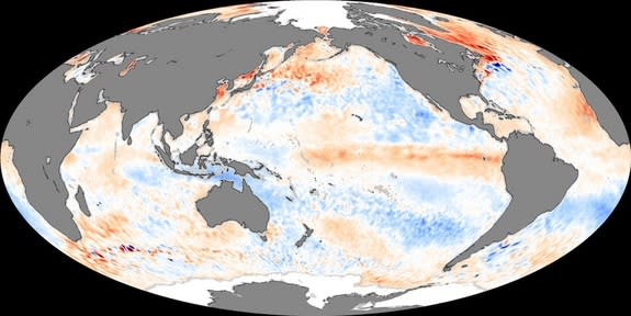 Scientists Tout El Niño Forecast, Others Doubt It