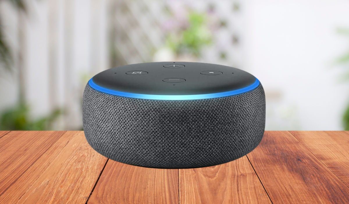 Hey, Alexa? Let's get this savings party started. (Photo: Amazon)