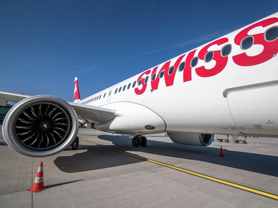 Airline Swiss are looking at potential retraining ideas for pilots (Getty Images)