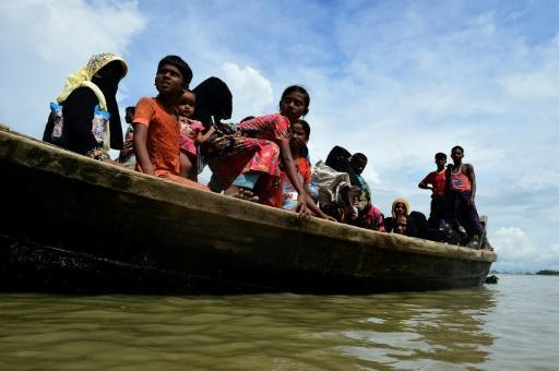 UN chief urges Myanmar to halt attacks on Rohingya