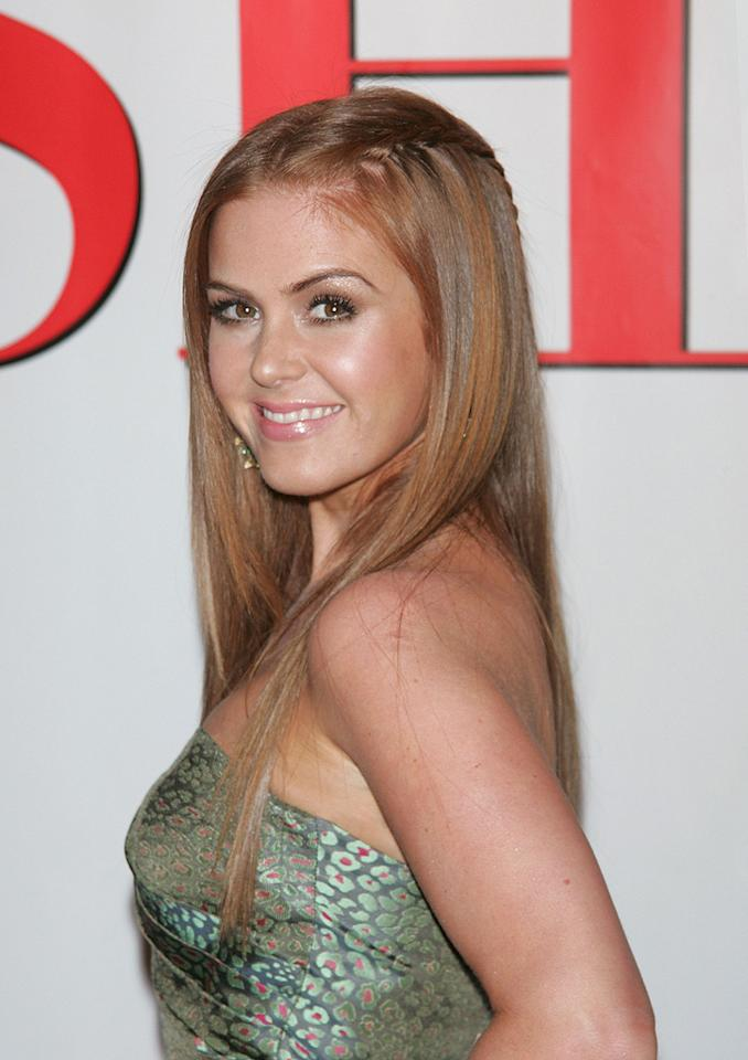 "<a href=""http://movies.yahoo.com/movie/contributor/1807879068"">Isla Fisher</a> at the New York premiere of <a href=""http://movies.yahoo.com/movie/1809973783/info"">Confessions of a Shopaholic</a> - 02/05/2009"