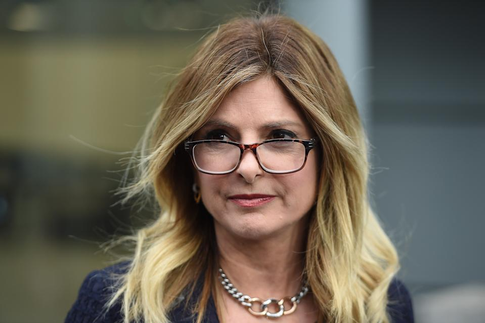 "File photo dated 08/05/17 of Lisa Bloom, who represents six of Jeffrey Epstein's alleged victims, has branded it ""outrageous"" that a year has passed since the Duke of York publicly promised to co-operate with the US authorities."
