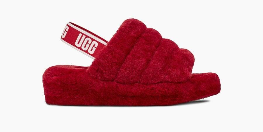 <p>Everyone is obsessed with these cozy <span>UGG Fluff Yeah Slide</span> ($100), and after trying them, you will be too.</p>