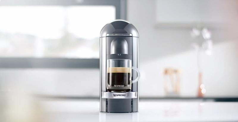 This machine will make your mornings easier and your countertop prettier. (Photo: Amazon)
