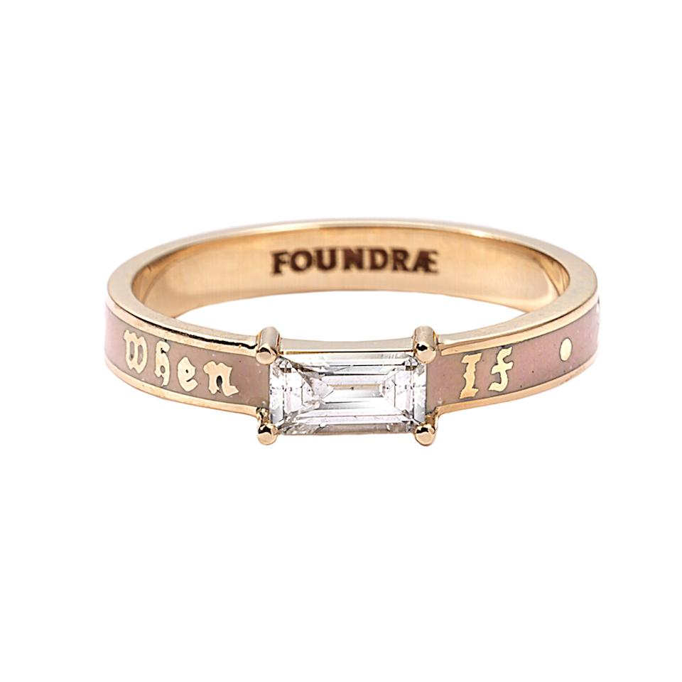 05b490610 <p>A love note to wear on your finger and remind you of yours