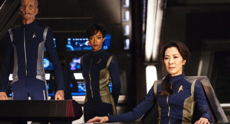 Star Trek: Discovery (Photo: CBS)
