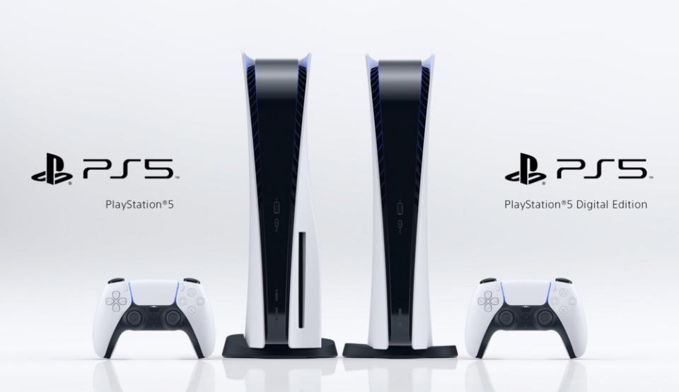 Sony, like Microsoft, is set to launch a new pair of game consoles this November. (Image: Sony)