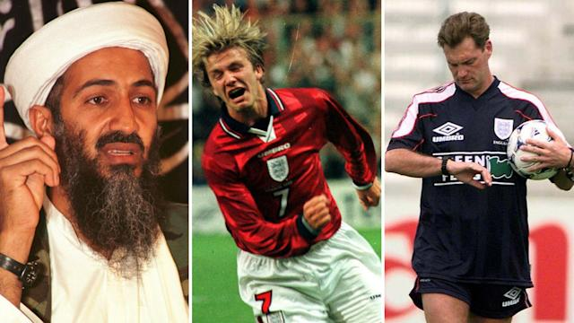 Revealed: Bin Laden's shocking plan to kill Beckham at World Cup