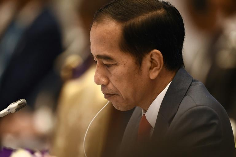 President Joko Widodo came to power promising to boost the economy with an infrastructure blitz but growth has been well short of expectations