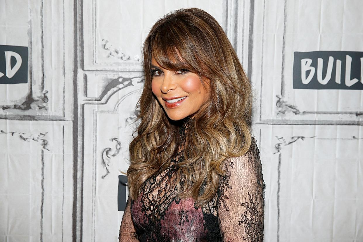 """Paula Abdul appeared on """"The Wendy Williams Show"""" where she revealed she had cosmetic surgery. (Photo: Dominik Bindl/Getty Images)"""