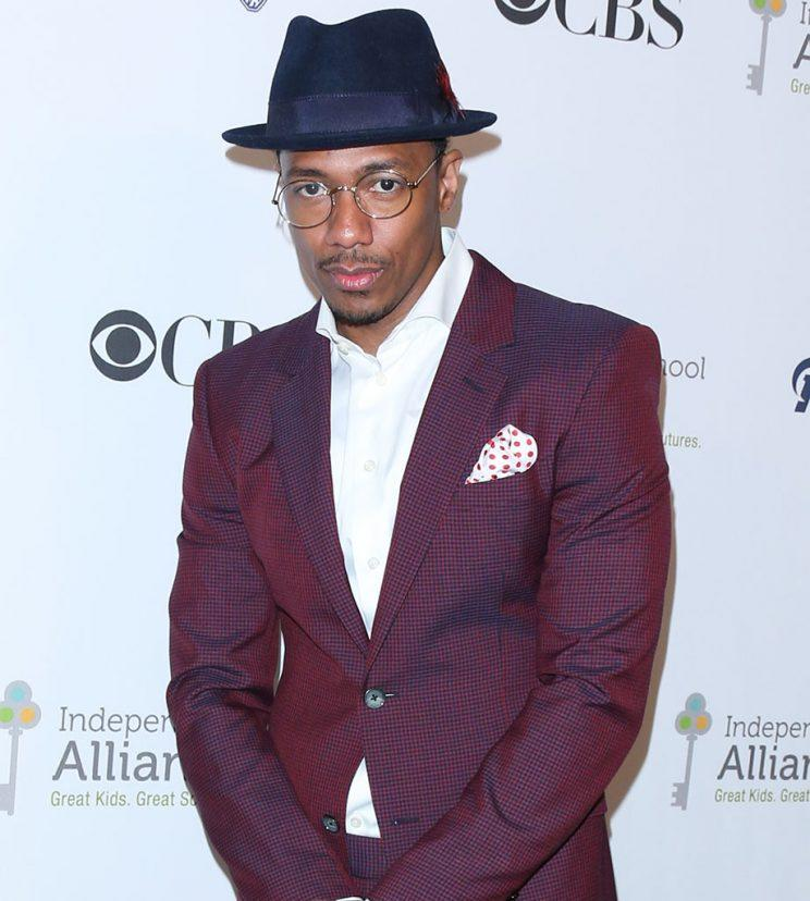 Rapper / TV Personality Nick Cannon at the Independent School Alliance Impact Awards at the Beverly Wilshire Hotel on April 20, 2017
