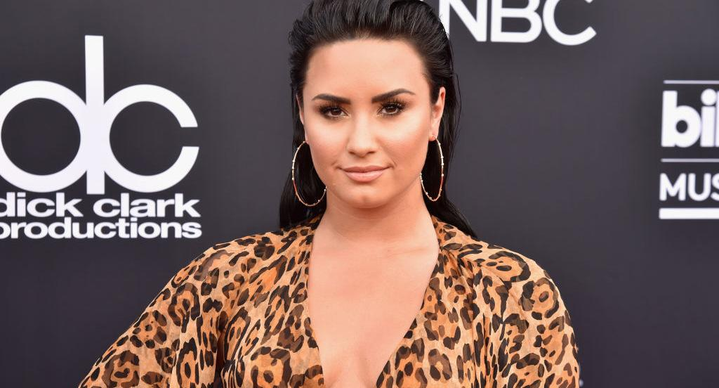 Demi Lovato shared how she's alleviating anxiety during self-quarantine. (Photo by Jeff Kravitz/FilmMagic)