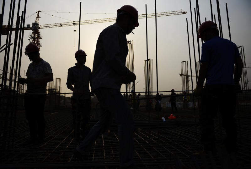 Slower Chinese growth adds to pressure on leaders
