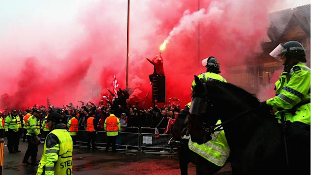 Both sides will be examined after disturbances outside Anfield ahead of last month's Champions League semi-final