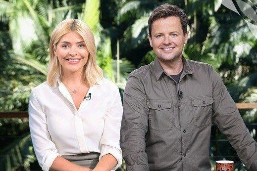 All change: Holly Willoughby will be heading into the jungle (@thismorning)