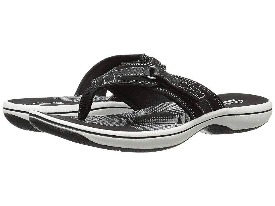 Soft fabric and cushioned comfort massage your feet with every step. (Photo: Zappos)
