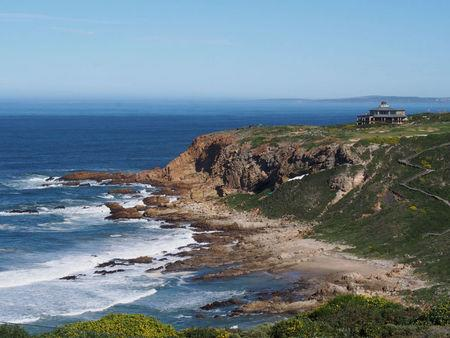 The Pinnacle Point archeological locality on the south coast of South Africa near the town of Mossel Bay