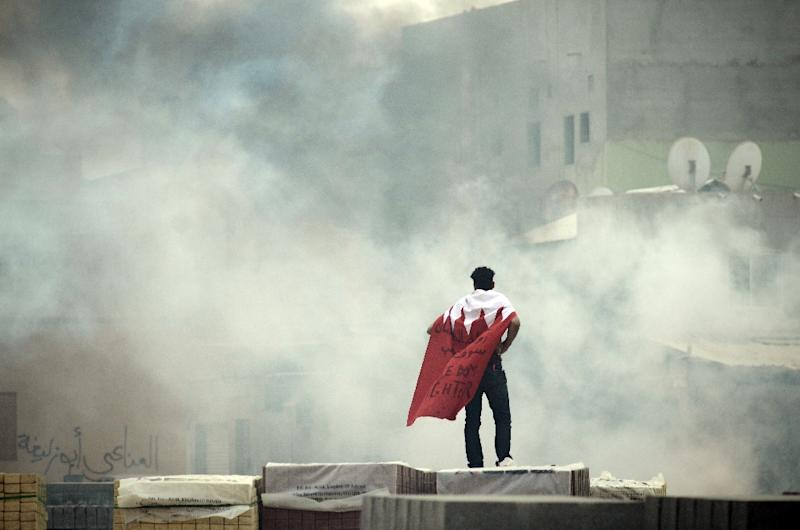 The small Gulf state, a key US ally located between rivals Saudi Arabia and Iran, has been gripped by bouts of unrest since 2011, when authorities cracked down on Shiite-led protests demanding political reform. (AFP Photo/-)