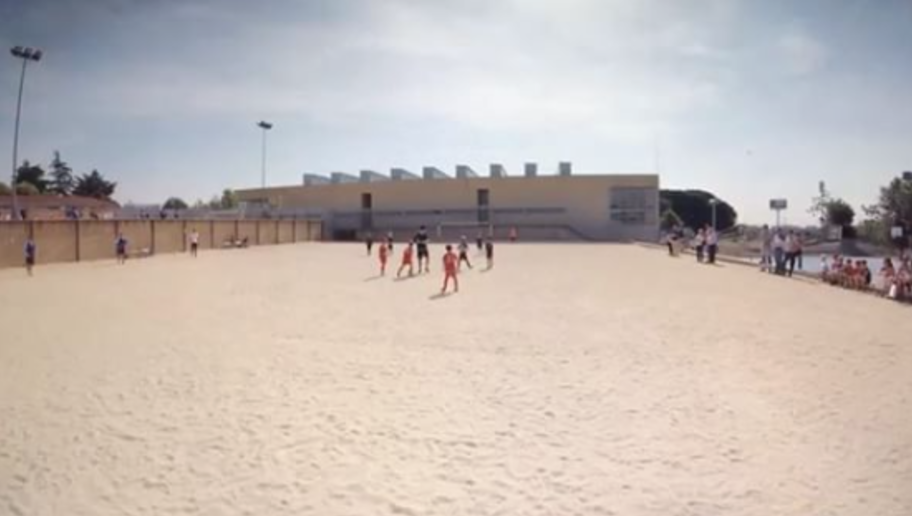 Cristiano Ronaldo has shared a video of his son scoring a free-kick worthy of the Portuguese international himself on his Instagram page. Ronaldo is well known for his set piece taking abilities. Everyone and their mums remembers THAT free-kick against Portsmouth in 2008. The trademark wide footed stance followed by a deep inhale of breath has been seen by millions around the world, and some of knuckle-balls the 32-year-old has hit have left viewers absolutely speechless. Despite the Madrid...