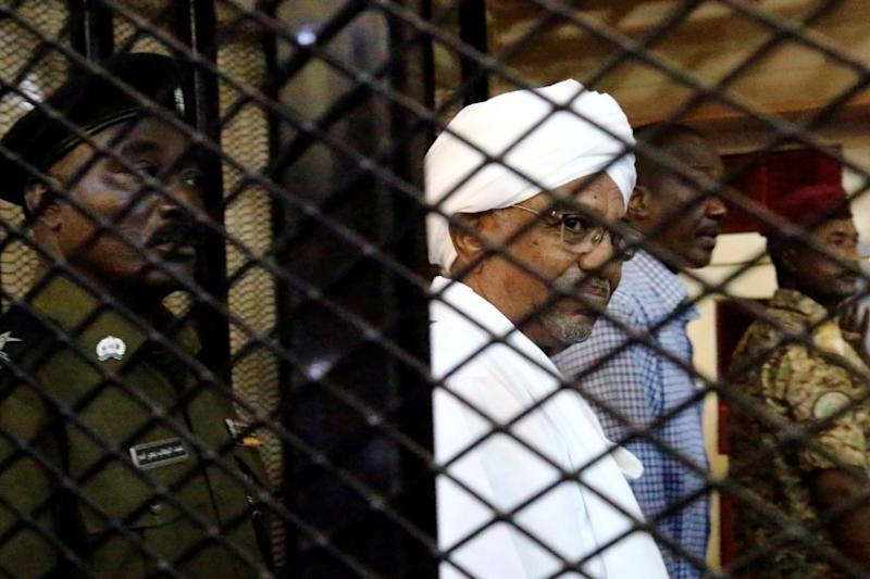 Former Sudan President Omar al-Bashir Sentenced to Two Years in Detention for Corruption