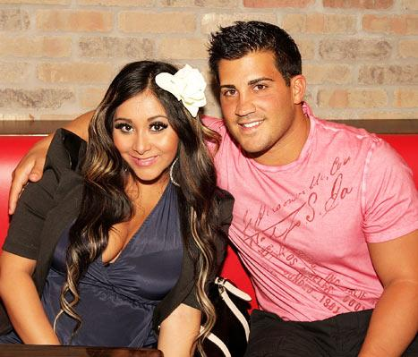 """Snooki Is """"So In Love"""" With Son Lorenzo Dominic"""