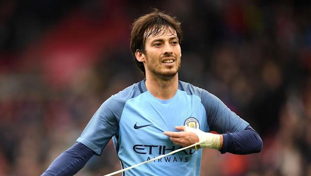 <p>It's taken him some time this season but in recent weeks, David Silva has rediscovered his best form.</p> <br><p>Silva is currently playing better and having a bigger influence on games than Liverpool's Philippe Coutinho.</p> <br><p>Yaya Toure and Fernandinho might feel that they deserve a place in this combined XI however, this is a more attacking lineup. </p>