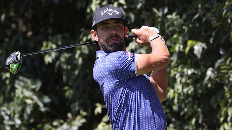 Erik van Rooyen rings in 30th birthday with course-record 62 in Mexico