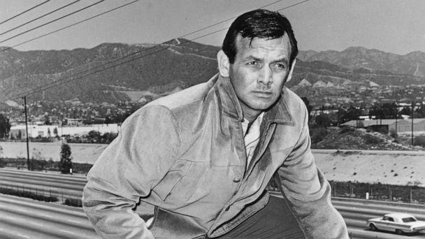 PHOTO: David Janssen stars in an episode from the third season of, 'The Fugitive,' television series in 1965. (Walt Disney Television via Getty Images)