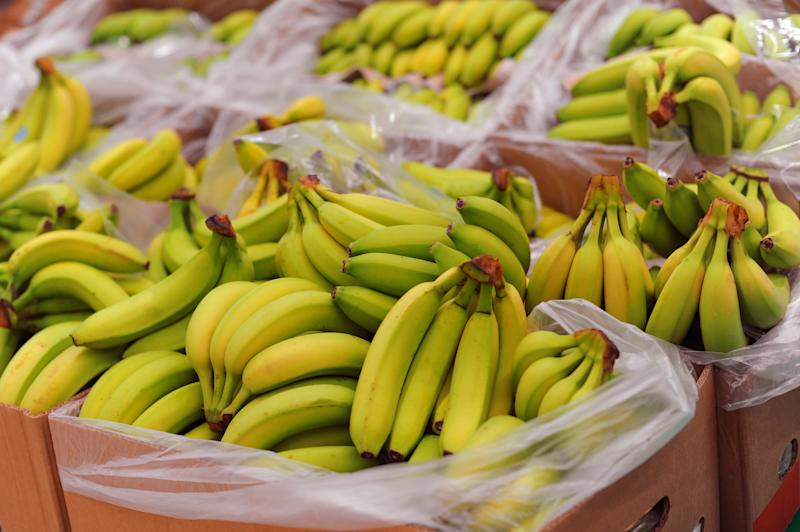 More Than $1 Million in Cocaine Was Found in Banana Shipments Bound for Grocery Stores