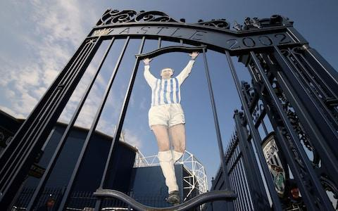 west brom gates - Credit: PA