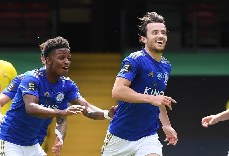 Chilwell says club's former defender Cole a big factor in Chelsea move