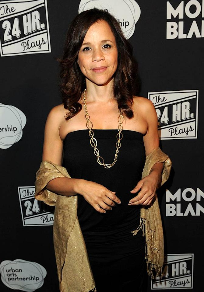 """Rosie Perez turns 47. Jason Merritt/<a href=""""http://www.gettyimages.com/"""" target=""""new"""">GettyImages.com</a> - June 18, 2011"""