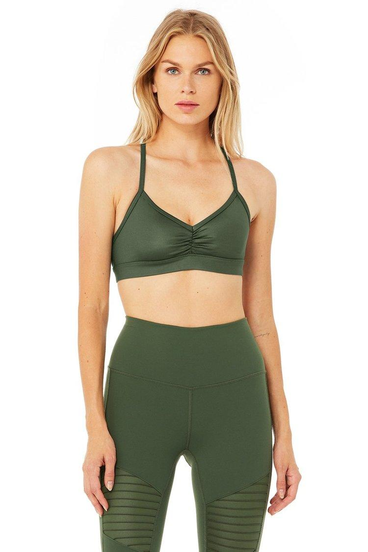 The Sunny Strap bra is on sale during Alo Yoga's Black Friday sale, $44 (originally $71).