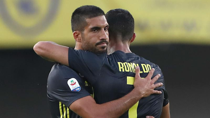 b38b0d81 Can: No privileges at Juventus, even for Ronaldo