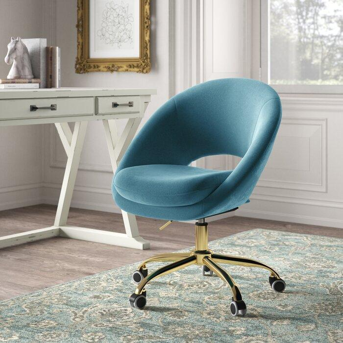 Kelly Clarkson Home Lourdes Task Chair (Photo via Wayfair)