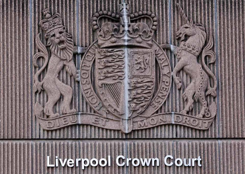 A general view of Liverpool Crown Court, Derby Square, Liverpool, where Nicholas Burton was sentenced for Rachel McGrath's murder. PA REAL LIFE